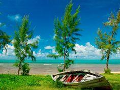 Anse Mourouk, Island of Rodrigues, Mauritius