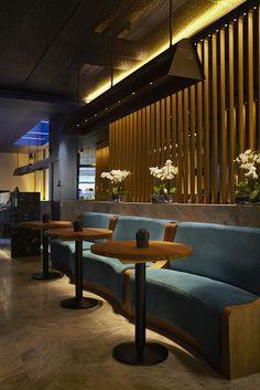 Patara (Berners Street, London, UK), Multiple Restaurant   Restaurant & Bar Design Awards