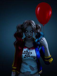 Harley Quinn- IT