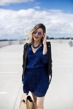 Mixing it up: Edgy + Boho look • Uptown with Elly Brown