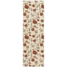 nice Rug Squared Sea Breeze Ivory Runner Rug (2'6 x 8') Check more at http://yorugs.com/product/rug-squared-sea-breeze-ivory-runner-rug-26-x-8/
