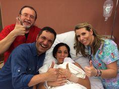 Felicidades Yenia y Hugo!!!! #paicoprofilaxismontana #partoenagua #partorespetado #bebe #partoenagua #doula