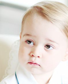 anythingandeverythingroyals: Prince George, mid-May 2015; photo by the Duchess of Cambridge.