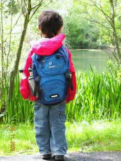 b349a24db5 Deuter Junior 18L Backpack - Kids