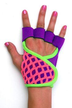 Purple Rain ⋅ rad collection ⋅ g-loves workout gloves for women · g-loves workout gloves for women