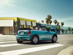 Stay open. Defy the everyday. See what makes the new MINI Convertible a vehicle for adventure.