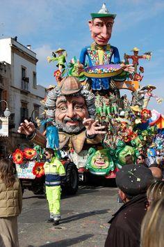 Carnevale di Putignano, Italy