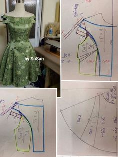 Diy Ropa Mujer Fashion Ideas Ideas For 2019 Sewing Art Sewing Tools Sewing Tutorials Sewing Hacks Sewing Patterns Sewing Projects Sewing Techniques Techniques Couture Learn To Sew Dress pattern cut out Great swing dress DIY - would add a curve to the bodi Dress Sewing Patterns, Blouse Patterns, Sewing Patterns Free, Clothing Patterns, Blouse Designs, Sewing Clothes, Diy Clothes, Textile Manipulation, Costura Fashion