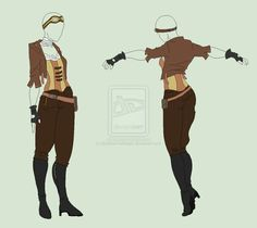 outfit adopt steampunk is best punk sold