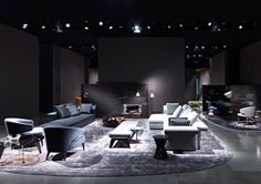 Minotti Stand in the IMM KÖLN 2015