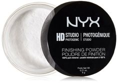 NYX Cosmetics Studio Finishing Powder - Translucent Finish SFP01