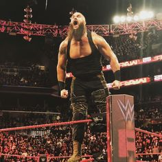 wwe Leading up to the has been on a path of destruction that has rarely been seen in all 25 years of Path Of Destruction, Braun Strowman, Wrestling Superstars, Royal Rumble, Wwe Wrestlers, Roman Reigns, Mma, Concert, Monday Night