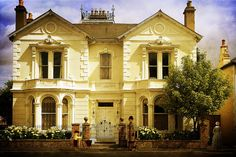St. John's villa, Driffield. Victorian Italianate. by Philip Ed, via Flickr