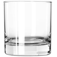 Libbey Heavy Base Old Fashioned Glasses, Ounce, Clear