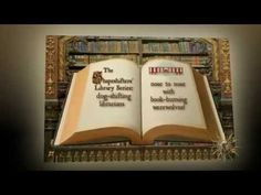 The Shapeshifter Library Series by Amber Polo - YouTube