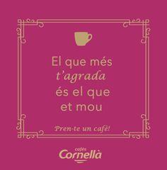 Frases de cafè · Coffee quotes