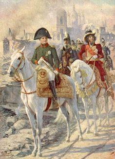 Napoleon and Murat