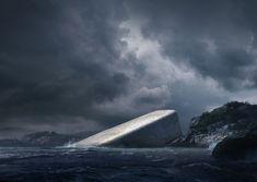 Snøhetta Unveils Designs for Europe's First Underwater Restaurant,© MIR and Snøhetta
