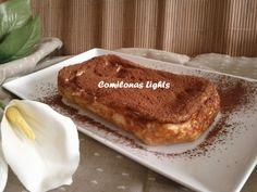 Comilonas Lights: Tarta de queso y plátano en panificadora