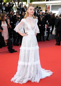 """awardseason: """" Anya Taylor Joy attends the 'The Meyerowitz Stories' screening during the annual Cannes Film Festival at Palais des Festivals on May 2017 in Cannes, France. Laetitia Casta, Anja Rubik, Jessica Chastain, Elle Fanning, Nicole Kidman, Anya Taylor Joy Split, Anya Joy, Igbo Wedding, Palais Des Festivals"""