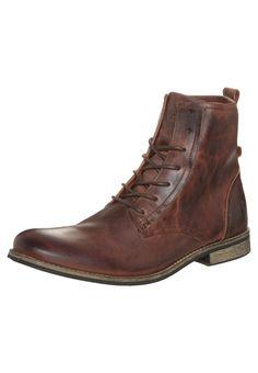 Shoe The Bear - WALKER - Snørestøvletter - Brown