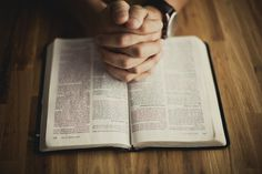 """We need to be honest here, friends: Thereis no such thing as a """"Bible-Believing"""" Christian. There are Bible-reading Christians, Bible-studying Christians, Bible-preaching Christians, a…"""