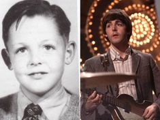 Oh, how the time flies!  19 photos of stars as children