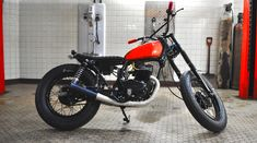 Honda CM125 By Blitz ♠ http://milchapitas-kustombikes.blogspot.com/ ♠