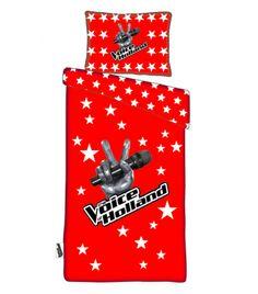 Dekbedovertrek The Voice Of Holland. \win dit dekbedovertrek gratis bij beddengoed.com. Kijk snel op:  https://www.facebook.com/Beddengoedcom?ref=hl