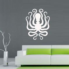Wall Decal Decor Decals Sticker Octopus Tentacles Animal Sea Ocean Water Heart Pirate Water (M276) DecorWallDecals http://www.amazon.com/dp/B00FWKNXXE/ref=cm_sw_r_pi_dp_VpmYub0JF4VDY