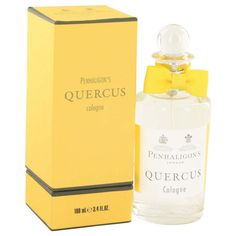 Quercus by Penhaligon's 3.4 oz / 100 ml EDC Spray  Perfume for Women #Penhaligons
