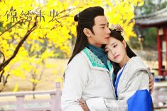 Hanfu from The Princess Weiyoung 《锦绣未央》 - Tang Yan, Luo Jin, Vanness Wu, Rachel Momo Autumns Concerto, Princess Wei Yang, Tiffany Tang Luo Jin, Kdrama, Chinese Movies, Fantasy Romance, Chinese Culture, Drama Movies, Kpop