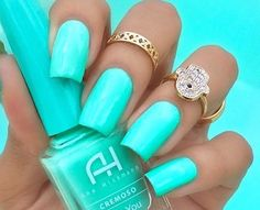 Картинка с тегом «nails, blue, and rings»