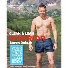 With clients at Bodyism that include David Gandy, Elle Macpherson, Rosie-Huntington-Whiteley and Hugh Grant, as well as countless businessmen and sports stars, James Duigan is one of the world's leading authorities in fitness and nutrition. Now, in this next instalment of his bestselling Clean and Lean series he shows men how to find their inner … £12.99 http://www.bodyism.com/product/clean-lean-warrior/