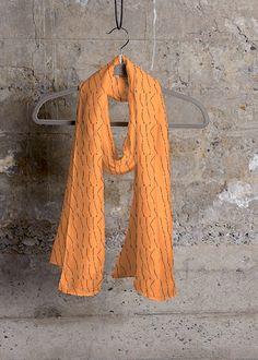 Oversized Merino Wool Scarf - CHERRY BLOSSOM by VIDA VIDA 0PO1uvmHz