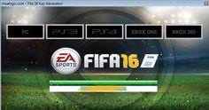 fifa-16-key-generator Fifa, Xbox One, Key, Games, Sports, Hs Sports, Unique Key, Excercise, Keys