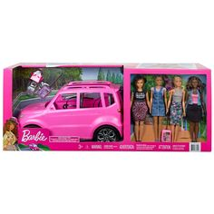 Discover the best selection of Barbie items at the official Barbie website. Shop for the latest Barbie toys, dolls, playsets, accessories and more today!