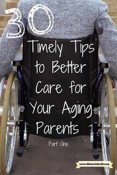 As your parents begin to grow older, how can you take care of them? Here is an article filled with inspirational support, tips, and suggestions for how to be a #Agingtips #ParentingAging