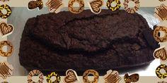 #bizcocho de #calabacin y #cacao #cake #vegetables #chocolat