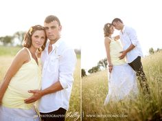 Inspire: Maternity Session by JM Photography