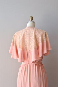 1930s robe / silk 30s lingerie / Mimodrama silk robe by DearGolden