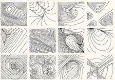 geometrik desen çalışmaları