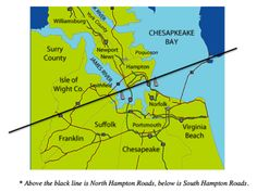 Which cities are in Hampton Roads, Virgina? - Moving Tips