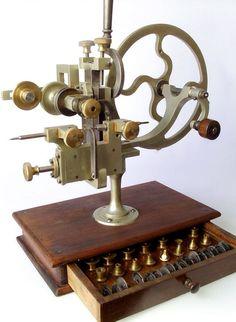 Vintage Watchmaker's Tools