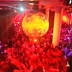 Lux-Frágil - Best dance club in #Lisbon, the party keeps going all night long