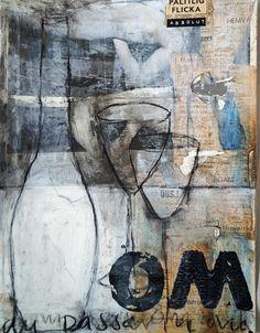 carola kastman,collage,om