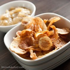 Potato Chips for the Soft-Cooked Hen Egg