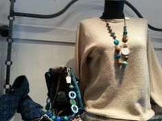 Some great items from Oxfam Boutique in Cardiff
