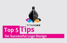 Top 5 #Tips for Successful #Logo #Design