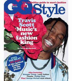Music's New Fashion King?! #TravisScott covers #GQStyle